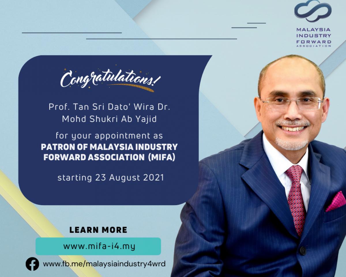 Patron of MIFA