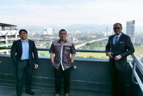Meeting with Malaysia Timber Council - MTC